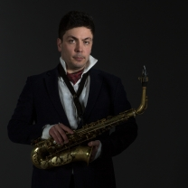 Tom Harrison: Saxophone